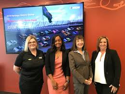 """NASCAR Drive for Diversity on Twitter: """"Thank you to our panelists ..."""