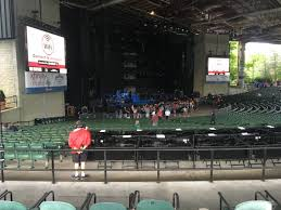 Tweeter Center Mansfield Ma Seating Chart Xfinity Center Mansfield Ma Section 8 Rateyourseats Com