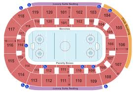 Norfolk Scope Seating Chart For Wwe Buy Jacksonville Icemen Tickets Front Row Seats