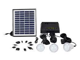 Home Light System  NEASE Neety Euro Asia Solar EnergySolar Led Lights For Homes