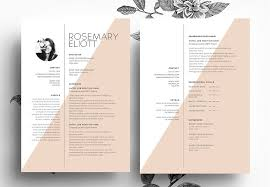 Gallery Of Cv Cover Letter Business Card Templates On Creative