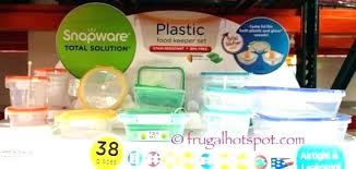 costco storage containers rubbermaid food