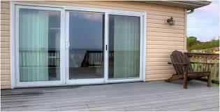 sliding patio door examples