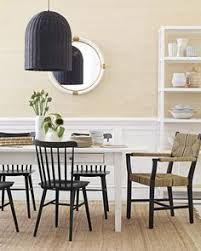 can recreate with ikea newbury dining table and tucker chairs
