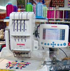 Aheaderizer Industrial Embroidery Sewing Machine