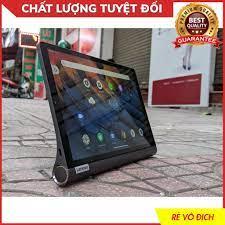 Máy tính bảng Lenovo Yoga SmarTab 10.1 LTE 4G/64Gb, Loa JBL x2 by Dolby  Atmos, Google Assitant, Pin trâu. giá cạnh tranh