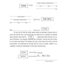 Fresh Business Letter Format Bbc | Wigsshort.co