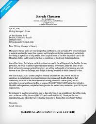 Cover Letter Examples For Medical Assistant Medical Assistant Resume Cover Letter Best Of Medical