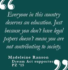 Dream Act Quotes