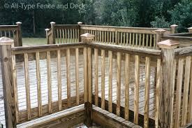 deck railing post caps