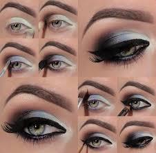 view in gallery blue eye makeup wonderful diy9 40 amazing smokey eyes makeup tutorials