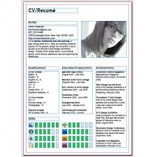Indesign Creating A Modern Resume How To Create A Modern Cv Resume With Indesign Resume