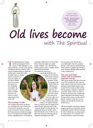 Robert Detzler Charts Mind Body And Spirit Magazine By Francesca Pinoni Issuu