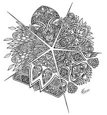 5 Unique Coloring Pages For Coloring Books For 25 Pixelclerks