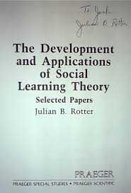 development and applications of social learning theory book photo book photo