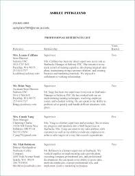 Employment Reference Sheet References For Resume Format How To List On Reference Page Template