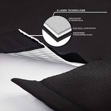 Lumaland Thermo Sonnenschutz Mit Saugnäpfen Für Dachfenster Kompatibel Zu Velux Fenstergrößen 74 X 92 Cm