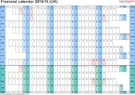 Financial Calendars 2015 16 Uk In Pdf Format