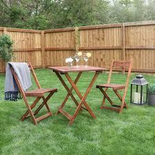 garden patio ikea trano 3 piece