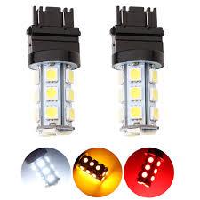 3156 Led Backup Light Bulbs Us 3 54 17 Off 2x 3157 3156 T25 T 25 5050 Chips 18 Smd Led Bulb Lamp Car Light Sourse Backup Light Turn Led Signal Reverse Head Light White 12v In
