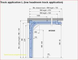 garage door dwg technical details for hormann sectional garage doors technical to enlarge yibodofo