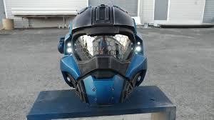 custom fan made halo 5 noble replica helmet wearable
