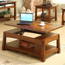 coffee table with storage and lift top full size of table storage ottoman with lift top