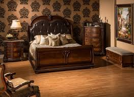 traditional bedroom furniture. Coventry Tobacco Bedroom Set Traditional-bedroom Traditional Furniture M