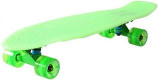 Детский <b>скейтборд</b> Y-Scoo <b>RT 402E</b>-<b>G Big</b> Fishskateboard GLOW ...