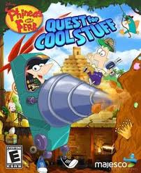 phineas and ferb quest for cool stuff na game cover jpg