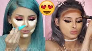 makeup tutorials pilation 2017 how to contour highlight your face 6