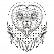 Barn Owl Coloring Page Kidspressmagazinecom