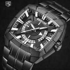 <b>BENYAR</b> 2019 <b>New</b> Watches <b>Men</b> Sports Watches Full Steel <b>Quartz</b> ...