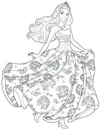 Barbie Colouring Pictures Barbie Printable Coloring Page Pencil And