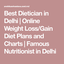 Online Weight Loss Charts Best Dietician In Delhi Online Weight Loss Gain Diet Plans