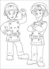 Disegni Di Sam Il Pompiere Da Colorare Fotogallery