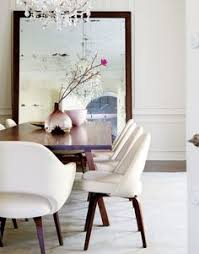 california chic dining room via style at home