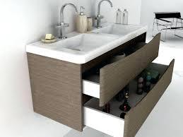 curved vanity unit bathroom wall mounted double basin vanity unit grey elm furniture boundary bathroom curved