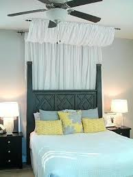 Fabric On Ceiling Bedroom Staple Shirred Fabric To A Wood Furring Strip  Fold Over Once To