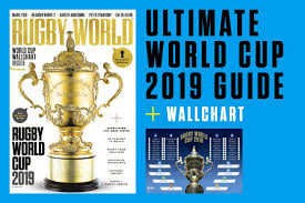 The Ultimate Rugby World Cup 2019 Guide Souvenir Edition