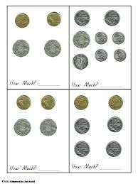 Money Worksheets For Grade Math Worksheets Money Grade Counting ...