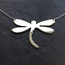 dragonfly necklace loading