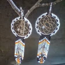 Native American Beaded Dream Catchers Enchanting Native American Inspired Beadwork Black Beaded Dream Catcher