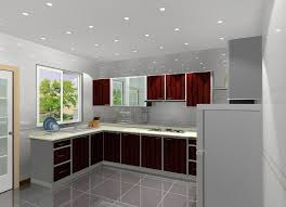 Small L Shaped Kitchen Designs Plans