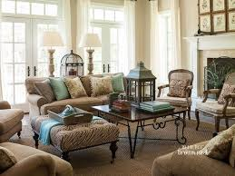 Surprising Blue And Brown Living Room Decor
