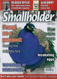 Small Holder Magazine Impressive Smallholder Magazine Subscription Buy At Newsstandcouk Self