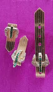 art deco costume jewellery devine