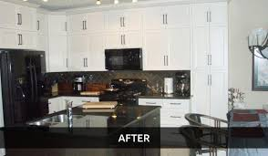 is your kitchen in need of a facelift but you don t want the hassle of tearing your kitchen apart avoid the hassle and save time and money by refacing your