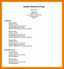 4040 References List Leterformat Adorable Reference On Resume