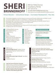 Instructional Designer Resume Example Resume Cv Cover Letter